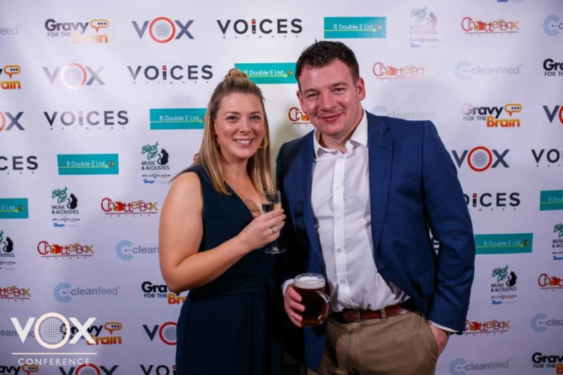 voiceover duo uk